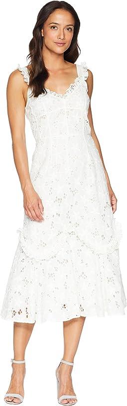 Sleeveless Adrianna Dress
