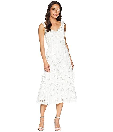 Rebecca Taylor Sleeveless Adrianna Dress