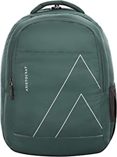 Aristocrat 27 Ltrs Green Casual Backpack (Vox)