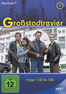 Großstadtrevier - Box 7: Staffel 12, Folge 112-124