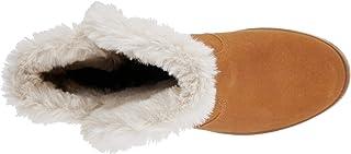حذاء شتوي برقبة متوسطة للنساء من Skechers
