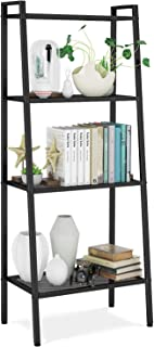 Best black ladder shelf ikea Reviews