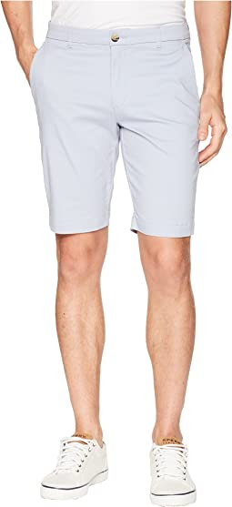 Stretch Sueded Sateen Shorts
