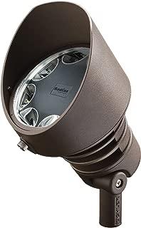 Kichler 16203AZT42 120V LED 19.5W 35-Degree Flood 4200K, Textured Architectural Bronze