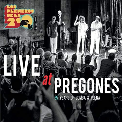 Rent Los Pleneros de la 21 Live at Pregones via Amazon