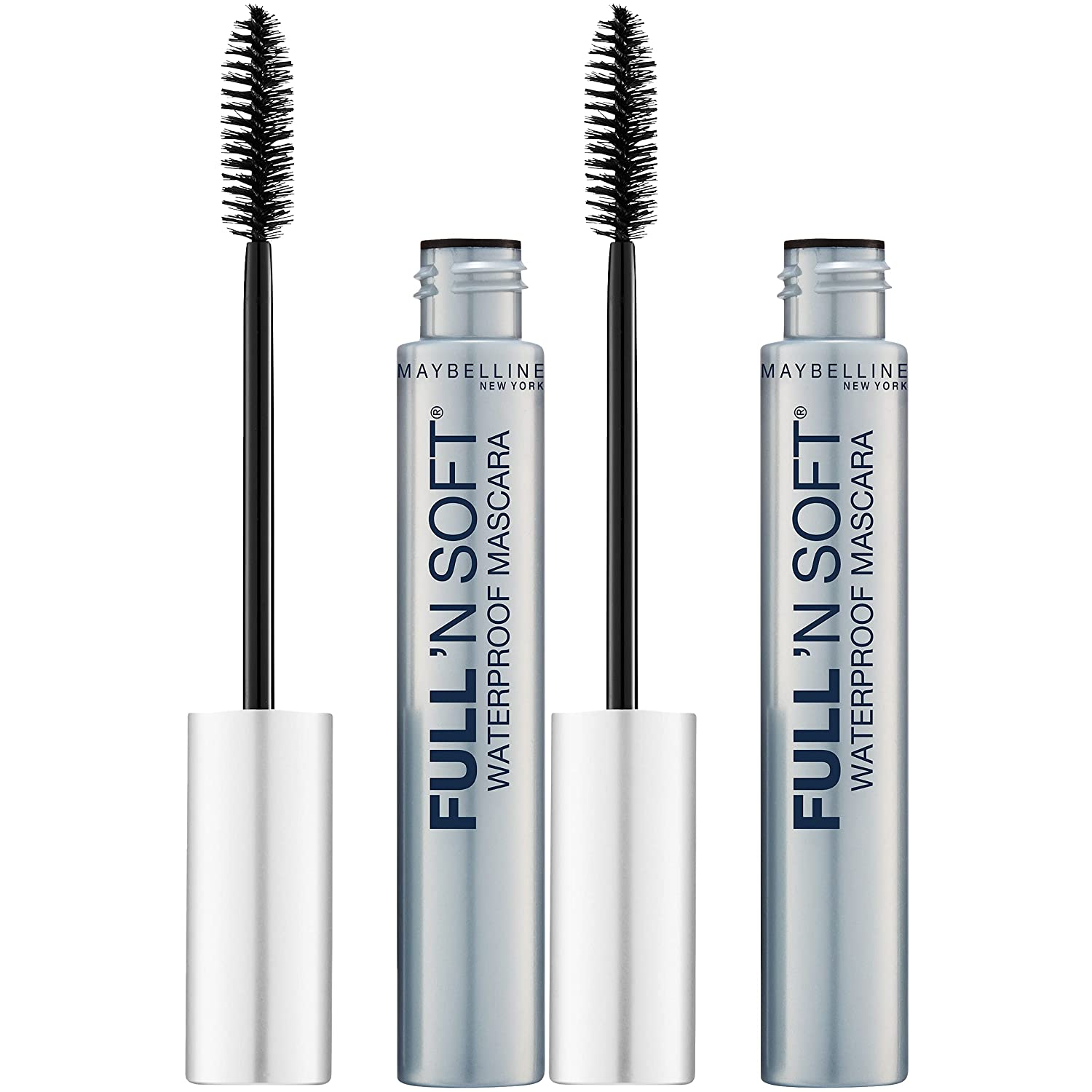 Maybelline New Max 71% OFF Max 58% OFF York Full 'n Soft Very Waterproof Makeup Mascara