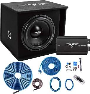 "$419 » Sponsored Ad - Skar Audio Single 15"" Complete 1,200 Watt SDR Series Subwoofer Bass Package - Includes Loaded Enclosure wit..."