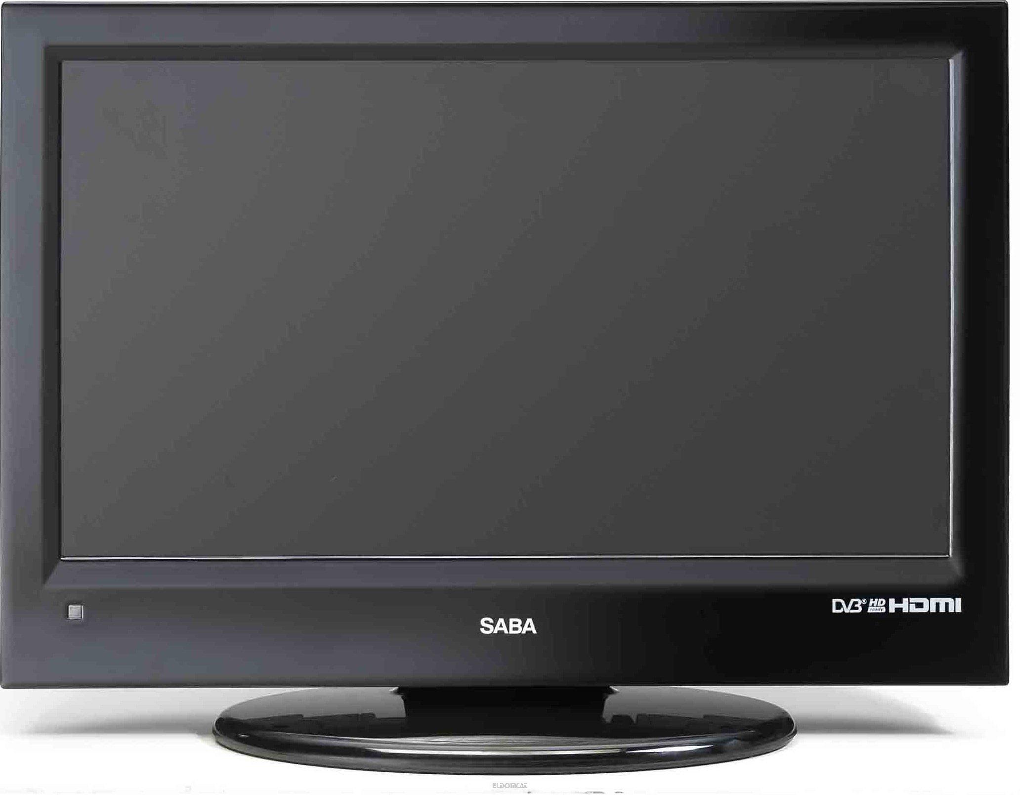 Saba U19A200 Televisor LCD: Amazon.es: Electrónica