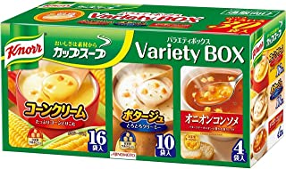 Knorr cup soup Variety box 90 packs