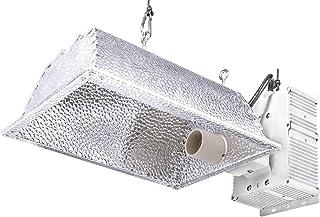 MELONFARM Grow Light 315W CMH/CDM Growing Light Kit with High-Reflectivity Aluminum Hood, Ceramic Socket,120/240V Ballast and 1 Pair Rope Hanger, for Indoor Plants Growing