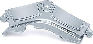 Acessório de realce de motocicleta Kuryakyn 6411: capa de base de cilindro de precisão para motocicletas Harley-Davidson 2...