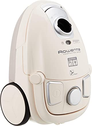 Rowenta RO5254 Compacteo Ergo Toz Torbalı Elektrikli Süpürge, 750 Watt, Beyaz