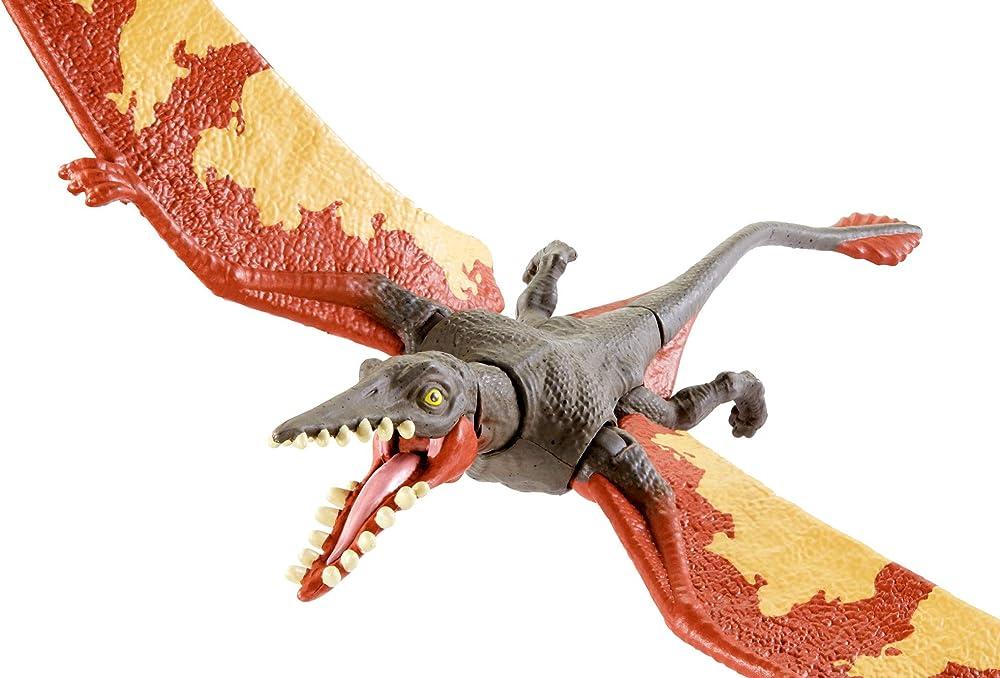 Mattel,jurassic world,rhamphorhynchus gemmingi rettile volante giurassico GJN61