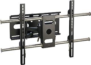 SCHWAIGER LWH603D 011 TV Wandhalterung für Flachbildschirme mit 94 178 cm (37 70 Zoll), Halterung für LCD LED TFT Plasma, max. Belastung 60 kg, schwarz