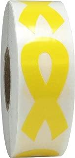 Best yellow ribbon endometriosis awareness Reviews