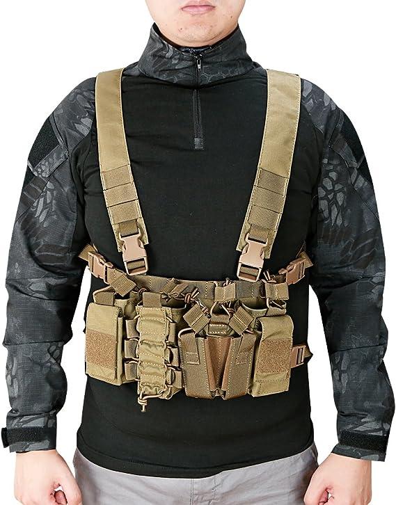 Tookang Housse//Couvre-Casque Tactique Camouflage pour Casque