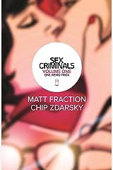 Sex Criminals 1: One Weird Trick ペーパーバック