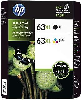 Best HP 63XL Black/Color Combo Ink Cartridges, 2 pk Review