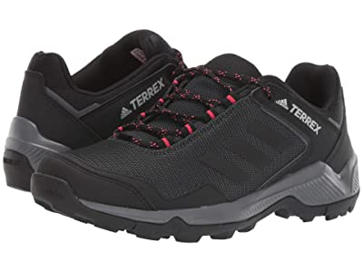 adidas Outdoor Terrex Entry Hiker (Carbon/Black/Active Pink) Women