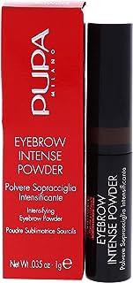 Pupa - Eyebrow Intense Powder Intensifying Eyebrow Powder (003 Dark Brown)