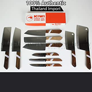 Kiwi Brand Stainless Steel 8 inch Thai Chef's Knife No. 21
