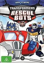 Transformers Rescue Bots Hot Shots DVD