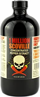 1 Million Scoville Pepper Extract, 16 oz