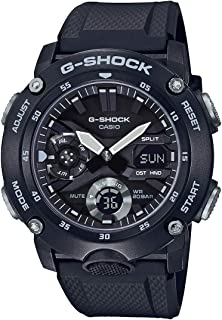 Casio Analog-Digital Black Dial Men's Watch-GA-2000S-1ADR (G970)