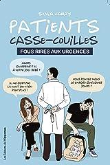 Patients casse-couilles Format Kindle