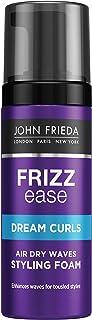 John Frieda Frizz Ease Air Dry Waves Styling Foam, 150 ml