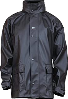 4c7f92f233be4 FREE Shipping on eligible orders. Helly Hansen Workwear Men's Impertech  Deluxe Rain and Fishing Jacket