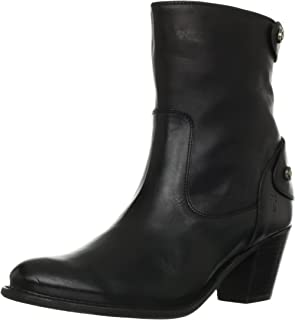 FRYE Women's Jackie Zip Short Boot