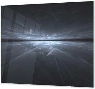 Cuisine Dosseret en verre r/ésistant /à la chaleur en verre tremp/é 60/x 65/cm Graphic N /° 1105