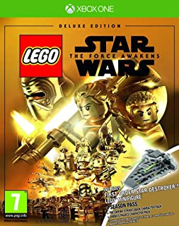 Lego Starwars The Force Awakens Deluxe Edition (Xbox One)