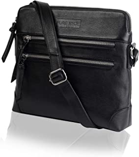 Leather Crossbody Purse Wallet for Women - Sling Bags Crossbody Bags Handbags and Womens Shoulder Bag