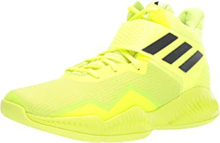yellow youth basketball shoes