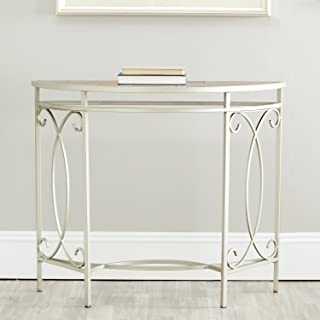 Safavieh American Homes Collection Dawn Copper and Red Maple Console Table