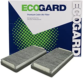 ECOGARD XC18153C Premium Cabin Air Filter with Activated Carbon Odor Eliminator Fits Mercedes-Benz E320 1996-2002, S430 20...