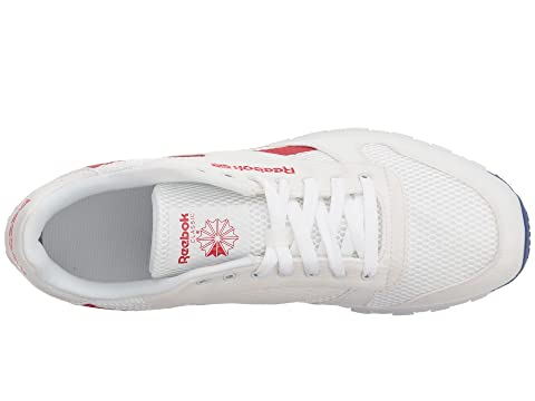 Rojo Dark Excelente Blanco Royal Equipo Classic Lifestyle Leather Reebok MVS vwaOZAaq