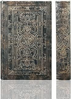 Art Deco Collection Celestial Sun Decorative Secret Storage Book Box