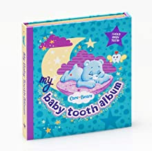 Baby Tooth Album - Tooth Fairy Land Collection - Boy (Care Bears, 6 x 6)
