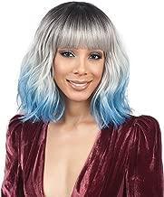 Bobbi Boss Synthetic Hair Wig M686 Zendaya Bang (1B)