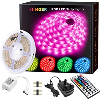 RBG Standard Colour Changing LED Tape