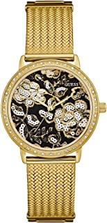 Guess Women's Dial Stainless Steel Band Watch - W0822L2