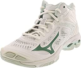 Mizuno Women's Wave Lightning Z5 Mid Indoor Court Shoe