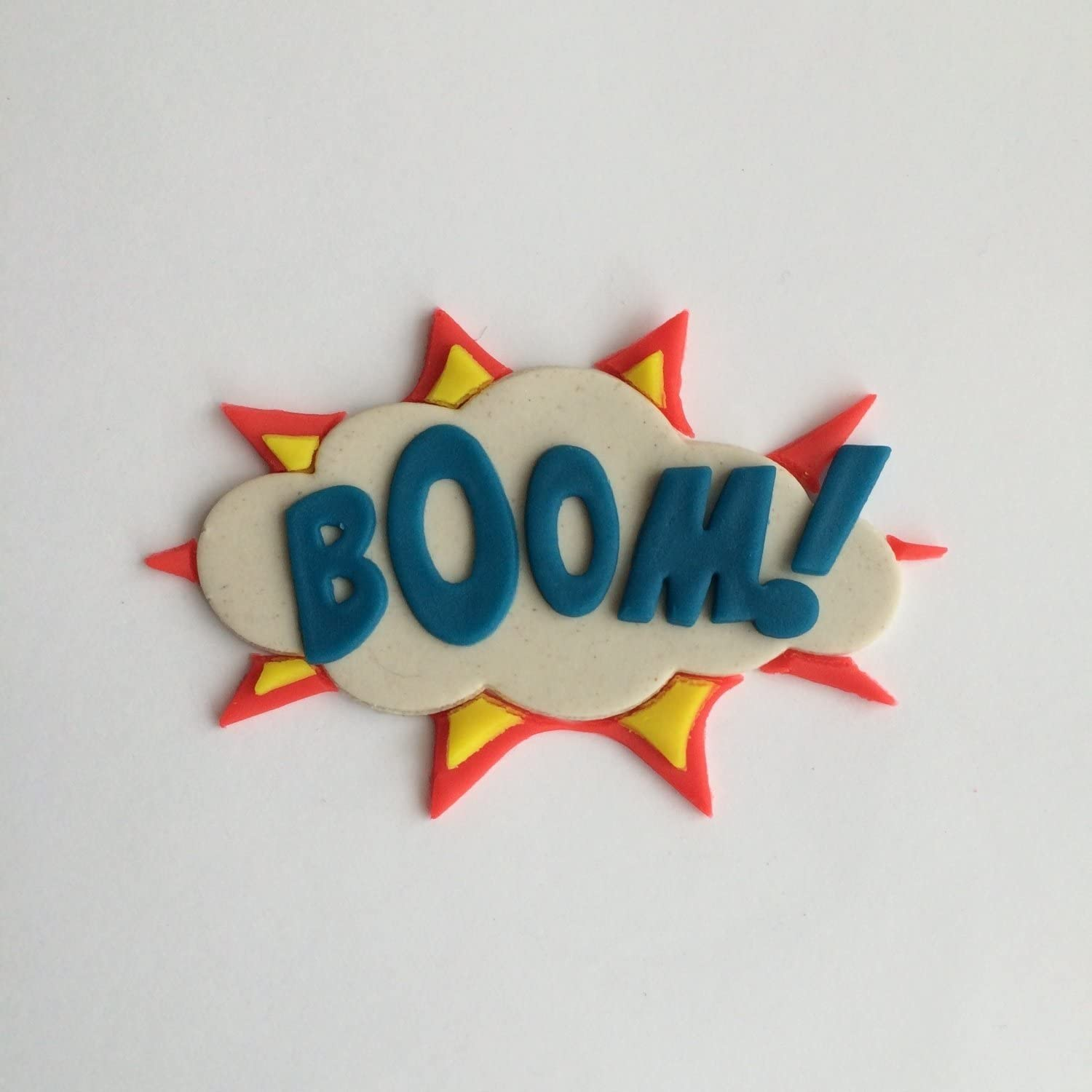 Pow Sign 105 Cookie Cutter Set