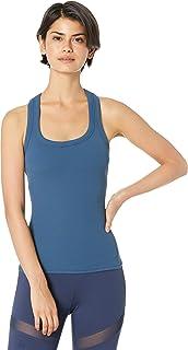 Alo Yoga Womens Workout Sports Bra One Size Blue