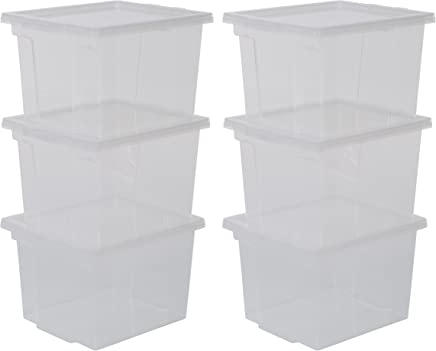 info pour 1ca82 4710f Amazon.fr : boite rangement plastique - Boîtes de rangement ...