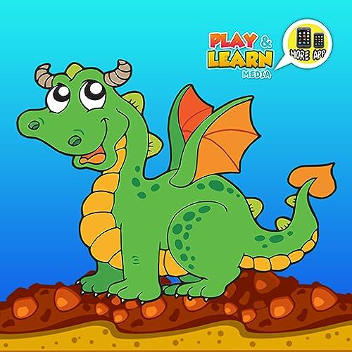 Dragão 2 quebra-cabeça de memória: como treinar seu exercício de cérebro de crianças & jogo de desenvolvimento