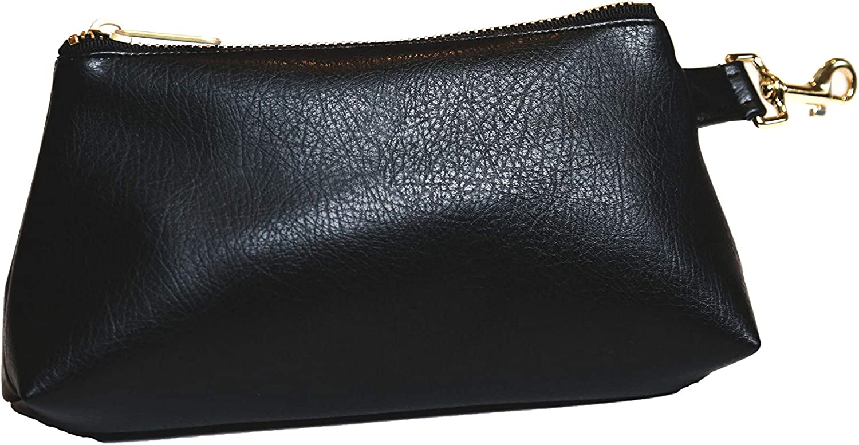 KEYPER IT BAG Luxe  Travel Safe Purse  Women's Clutch Bag  AntiTheft Purse Secures to any Women's Purse or Handbag